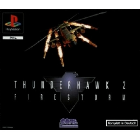 Thunderhawk 2: Firestorm