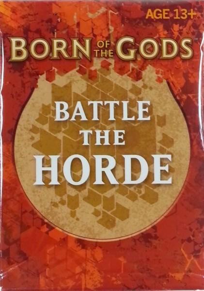 Born of the Gods - Battle the Hords Challenge de.