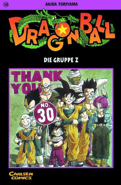 Dragon Ball 30 - Die Gruppe Z