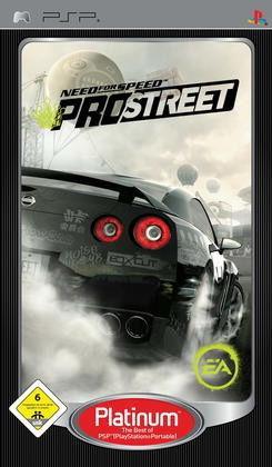 Need for Speed: ProStreet - Platinum (PlayStation Portable, gebraucht) **