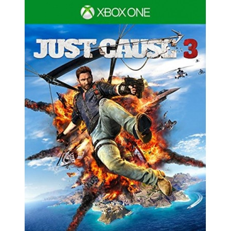 Just Cause 3 - Steelbook Edition