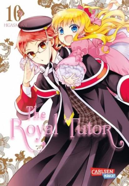 The Royal Tutor 10