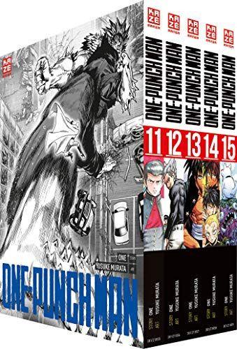 One-Punch Man Schuber 11-15