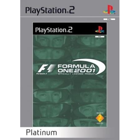 F1: Formel Eins 2001 - Platinum