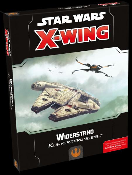 X-Wing 2. Edition: Wiederstand - Konvertierungsset