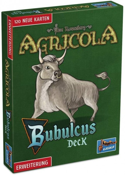 Agricola - Bubulcus