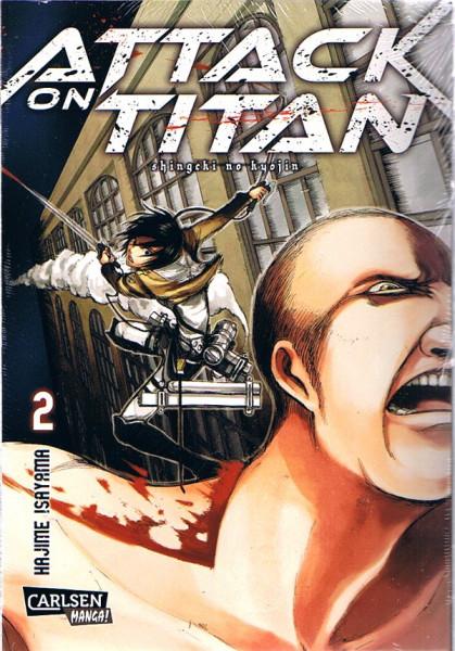 Attack on Titan 02