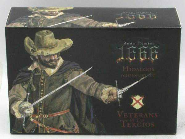 Hidalgos commoners set