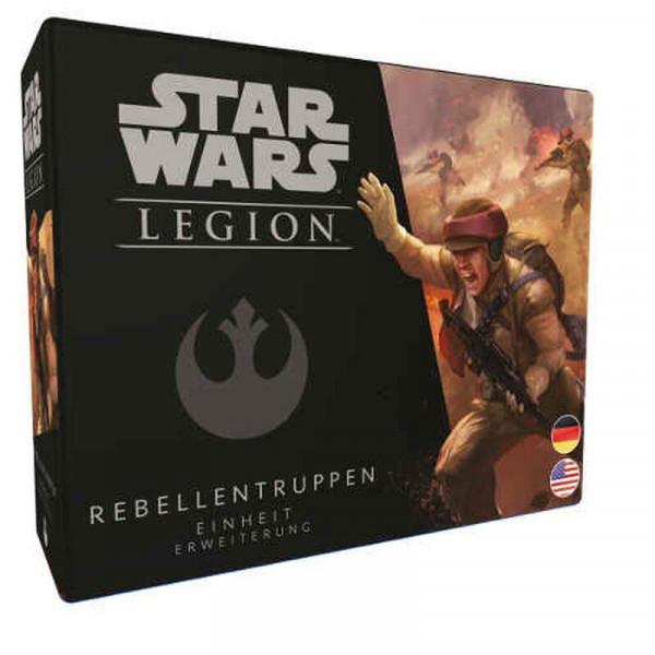 SW Legion: Rebellentruppen erw. dt./engl.