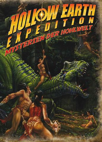 Hollow Earth Expedition - Mysterien der Hohlwelt