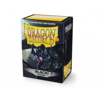 Dragon Shield Card Sleeves Black (100)