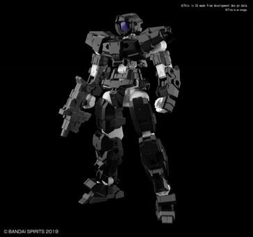 Gundam: High Grade - Eexm-17 Alto Black 1:144 Model Kit