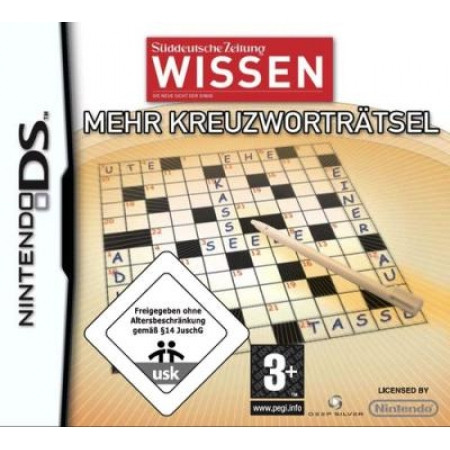 SZ-Wissen Mehr Kreuzworträtsel