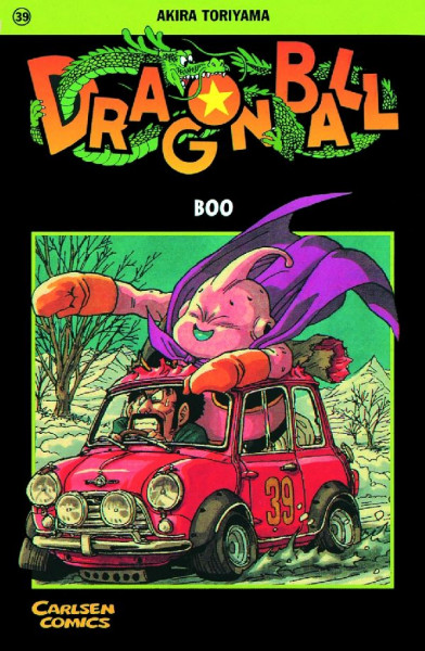 Dragon Ball 39 -Boo
