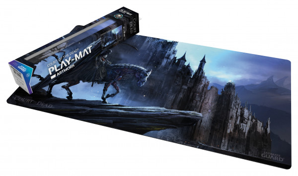 Play Mat Court of the Dead Demithyle: Horse 61 x 35 cm