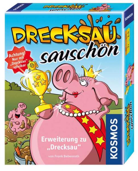 Drecksau - Kartenspiel: Sauschön erw.