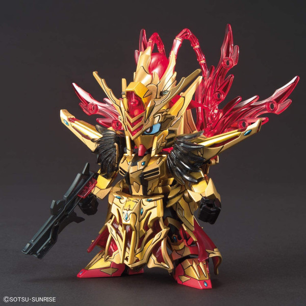 Gundam: SD Sangoku Soketsuden - Zhou Yu Akatsuki Model Kit