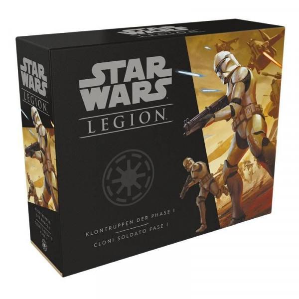 SW Legion: Klontruppen der Phase 1 dt./it.
