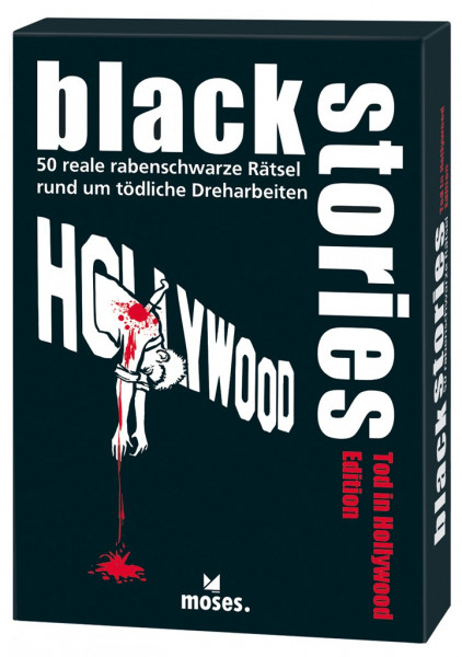 black stories – Tod in Hollywood Edition DE