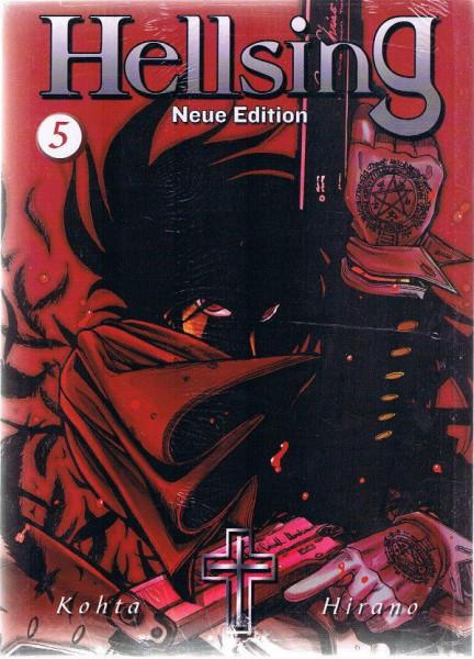 Hellsing (Neue Edition) 05
