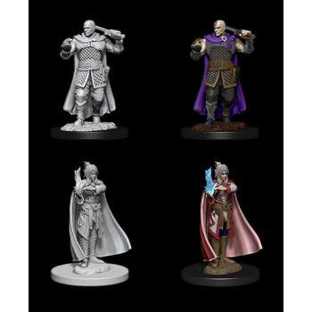 Dungeons & Dragons Nolzur`s Marvelous Unpainted Miniatures: W8 Vampire Hunters