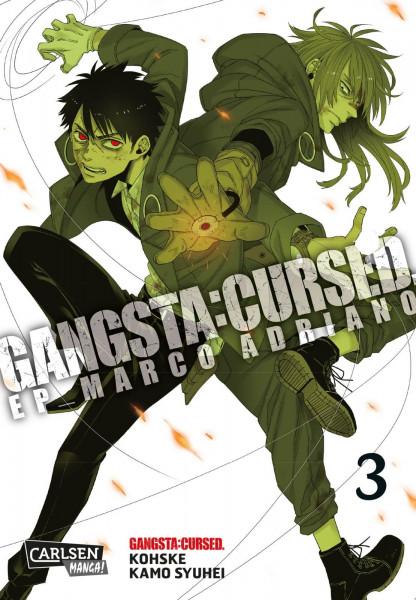 Gangsta: Cursed 03