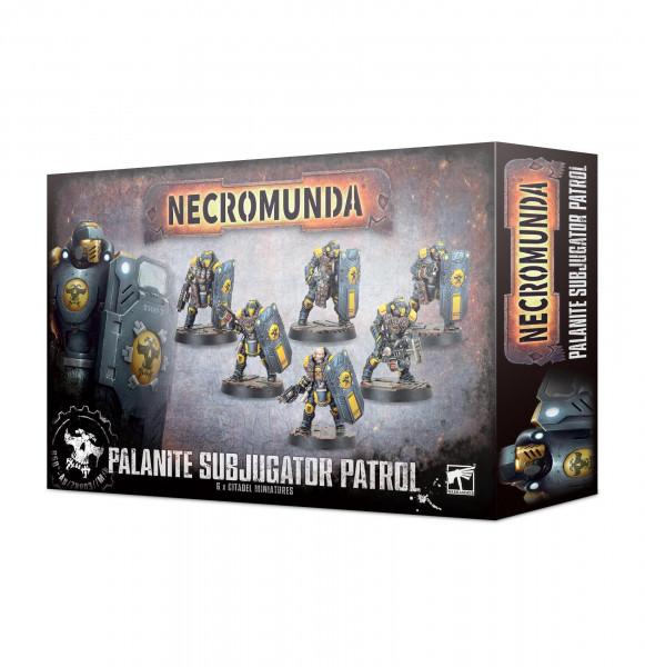 Necromunda: Palanite Subjugator Patrol (300-46)