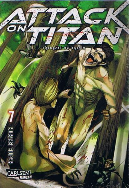 Attack on Titan 07
