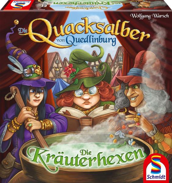 Die Quacksalber von Quedlinburg - Die Kräuterhexen