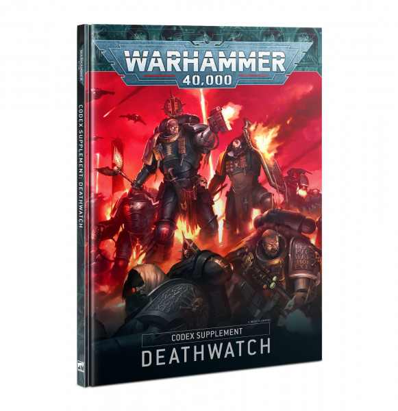 Codex: Deathwatch (Hb) (Deutsch)
