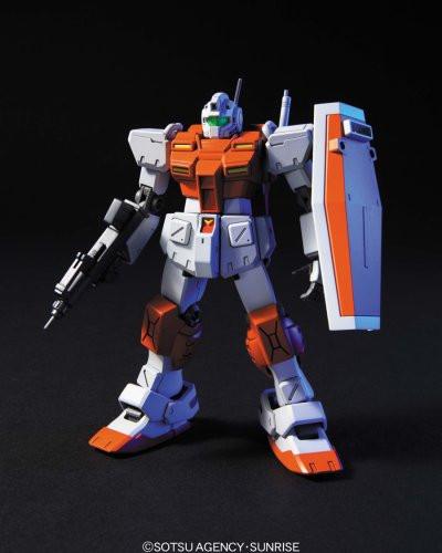 Gundam: 0083 Stardust Memory - High Grade RGM-79 Powered GM - 1:144 Model Kit