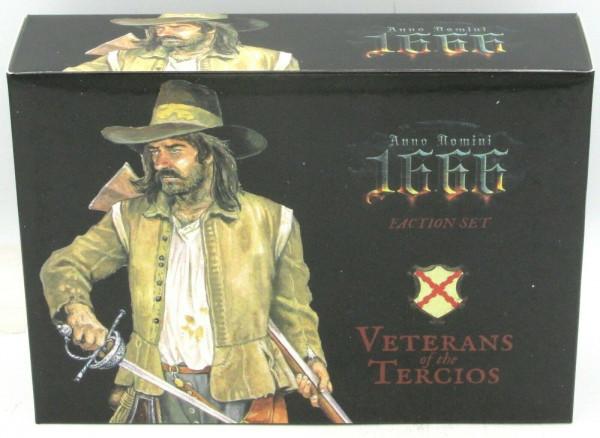 Veterans of Tercios faction set