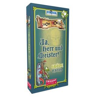 Ja, Herr und Meister! (Grüne Edition) DE
