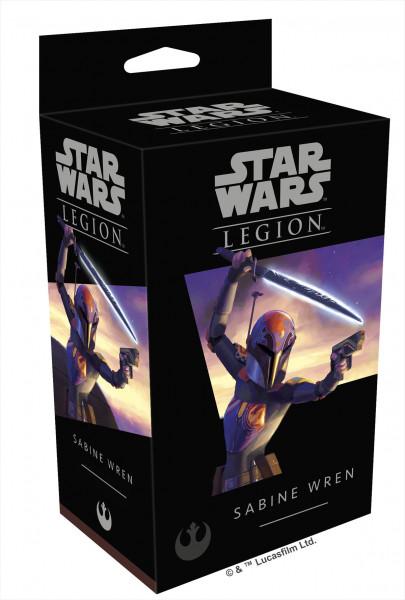 SW Legion: Sabine Wren dt./it.