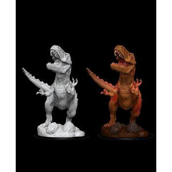 Dungeons & Dragons Nolzur`s Marvelous Unpainted Miniatures: W6 T-Rex