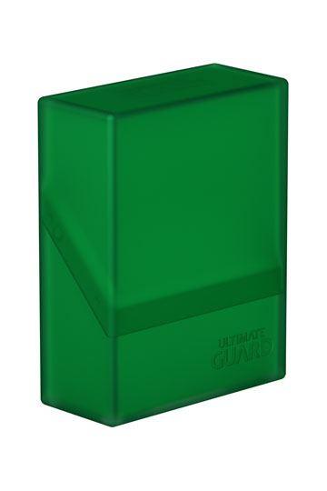 Ultimate Guard Boulder? Deck Case 40+ Standard Size Emerald