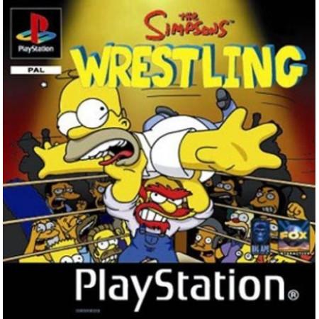 Simpsons Wrestling (OA)