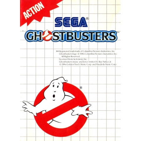Ghostbusters (Ohne Anleitung)