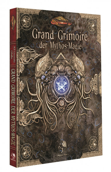 Cthulhu - Grand Grimoire Hardcover