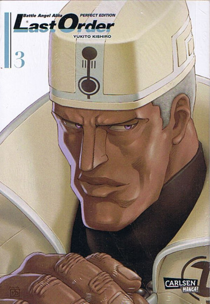 Battle Angel Alita: Last Order Perfect Edition 03