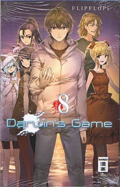 Darwin`s Game 08