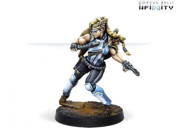 Valkyrie, Elite Bodyguard (Convention Exclusive Model) Blister