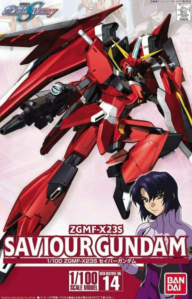 Gundam: Saviour Gundam 1:100 Model Kit