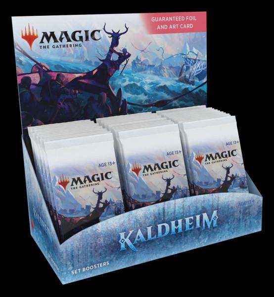 Kaldheim Set Booster Display (30 Packs) - EN