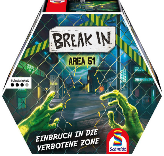 Break In – Area 51 DE