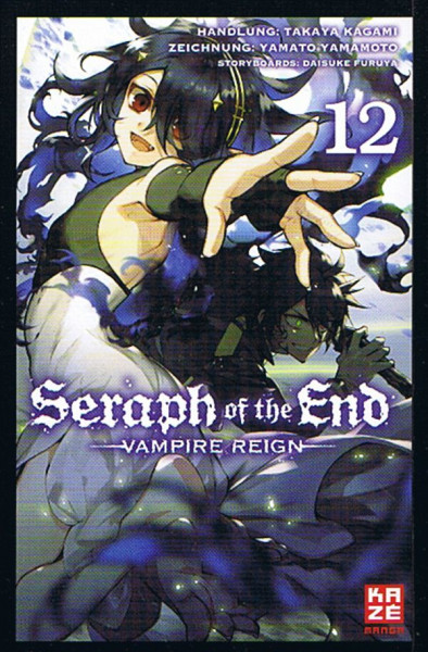 Seraph of the End - Vampire Reign 12