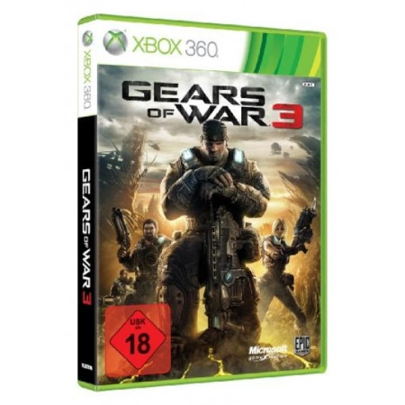 Gears of War 3 **