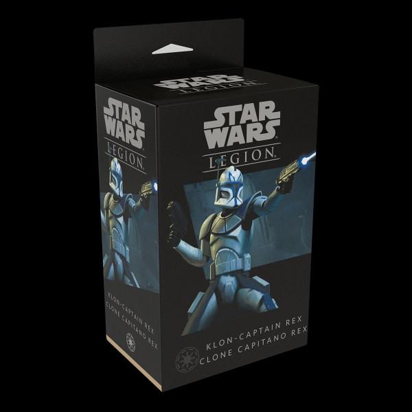 SW Legion: Klon Captain Rex dt./it.