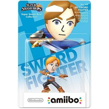 amiibo Super Smash Bros. #049 - Mii Schwertkämpfer