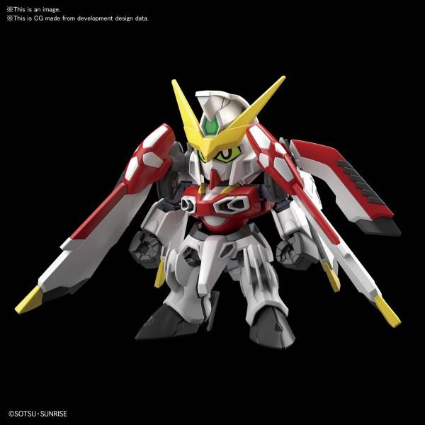 Gundam G Generation: SD Gundam Cross Silhouette Phoenix Gundam Model Kit